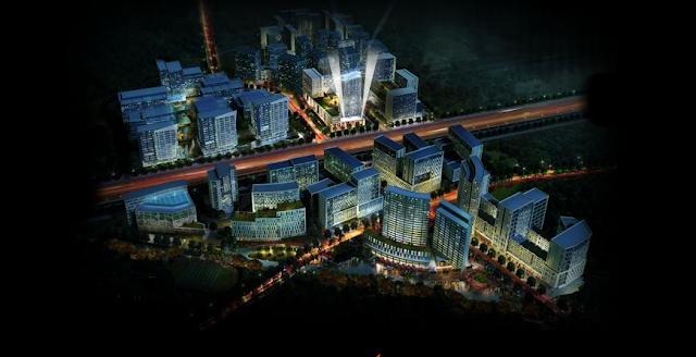 Bhartiya City Nikoo Homes Master Plan
