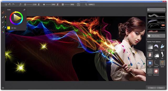 كيفية عمل تأثيرات على صور بطريقة بسيطة و دون حاجة الى خبره