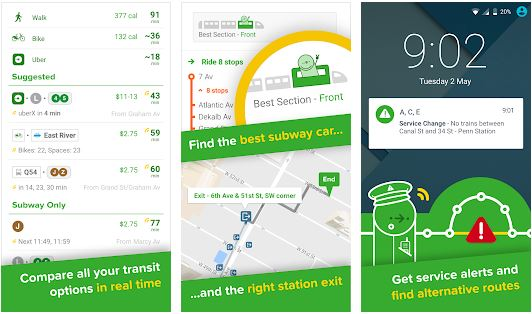 تطبيق-Citymapper