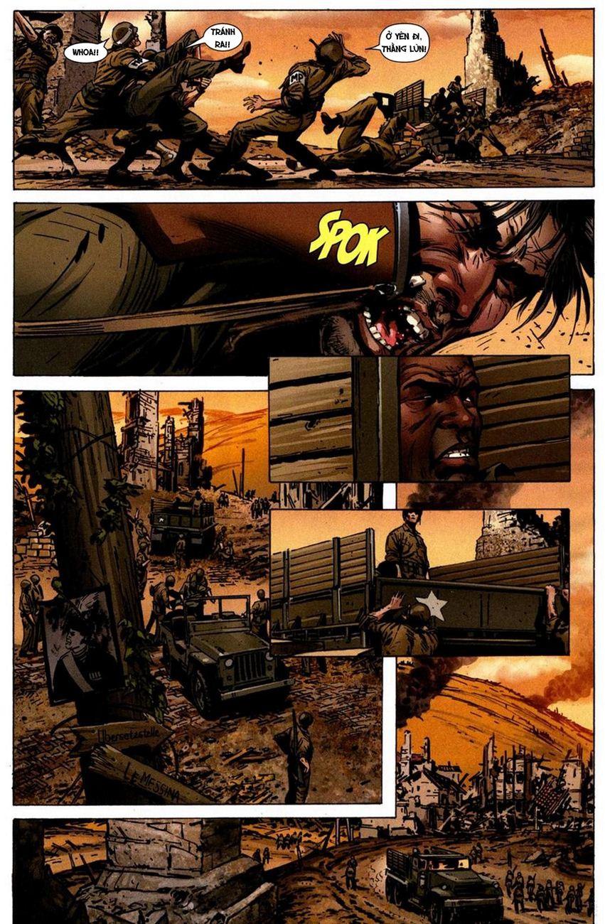 Ultimate Origin chap 1 trang 11