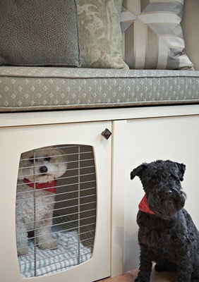 Built In Dog Beds Sticky Bee