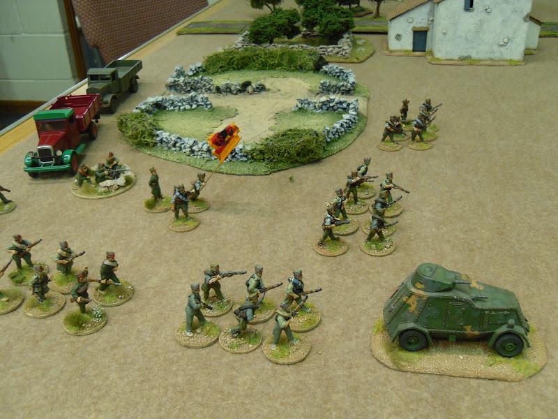 Daywalker Spanish Civil War Game