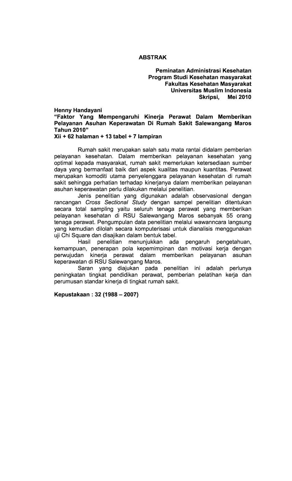 Judul Skripsi Kesling Mitrariset Contoh Skripsi Tesis 52 Skripsi Kesehatan Download Tesis Kesehatan Skripsi Administrasi