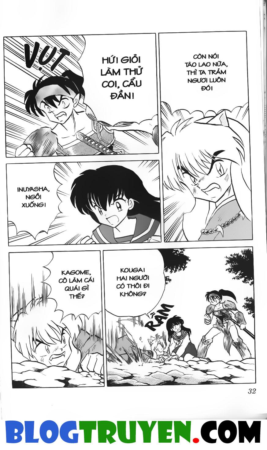 Inuyasha vol 18.2 trang 10