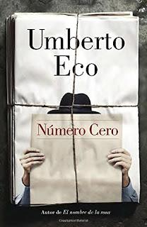 """Número cero"" - Umberto Eco"