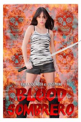 Blood Sombrero Poster
