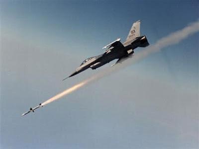 قصف مواقع سوريا بطائرات إسرائيلية أطلقت صواريخ من المجال الجوى اللبنانى