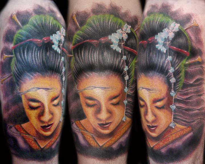 Tribal Cute Wallpaper Griffe Tattoo As Melhores Tattoo De Gueixa Do Mundo