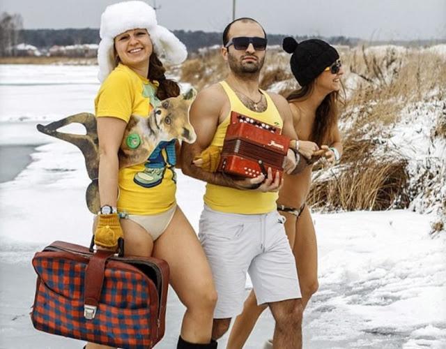 21 fotografías que demuestran que Rusia es un país muy loco