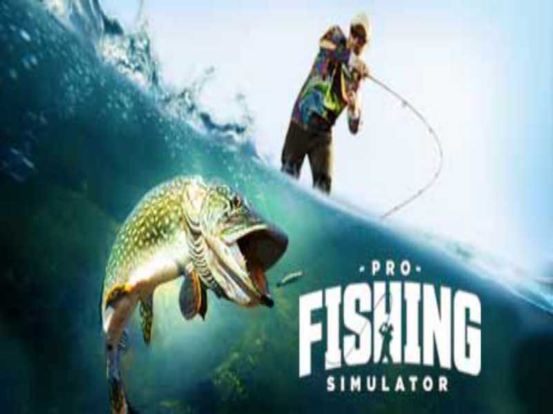 Download Pro Fishing Simulator Game PC Free on Windows 7,8,10