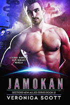 Jamokan by Veronica Scott