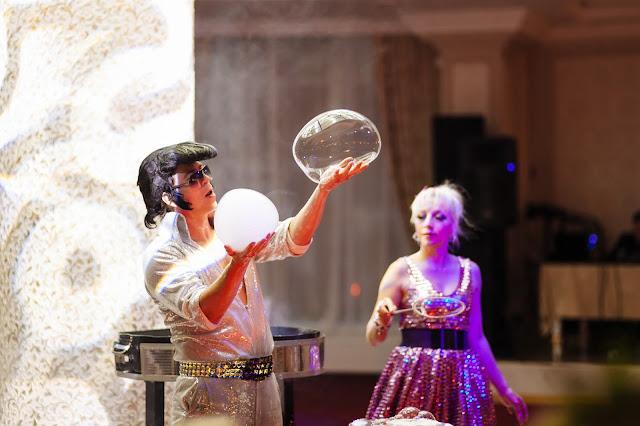 шоу мыльных пузырей в таганроге