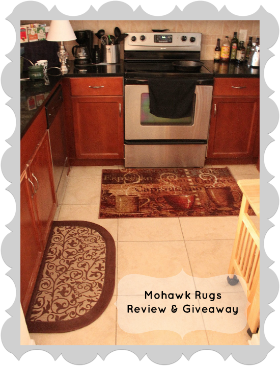 Enter to win the Mohawk Rug Giveaway and win a $149 rug. Ends 11/20.