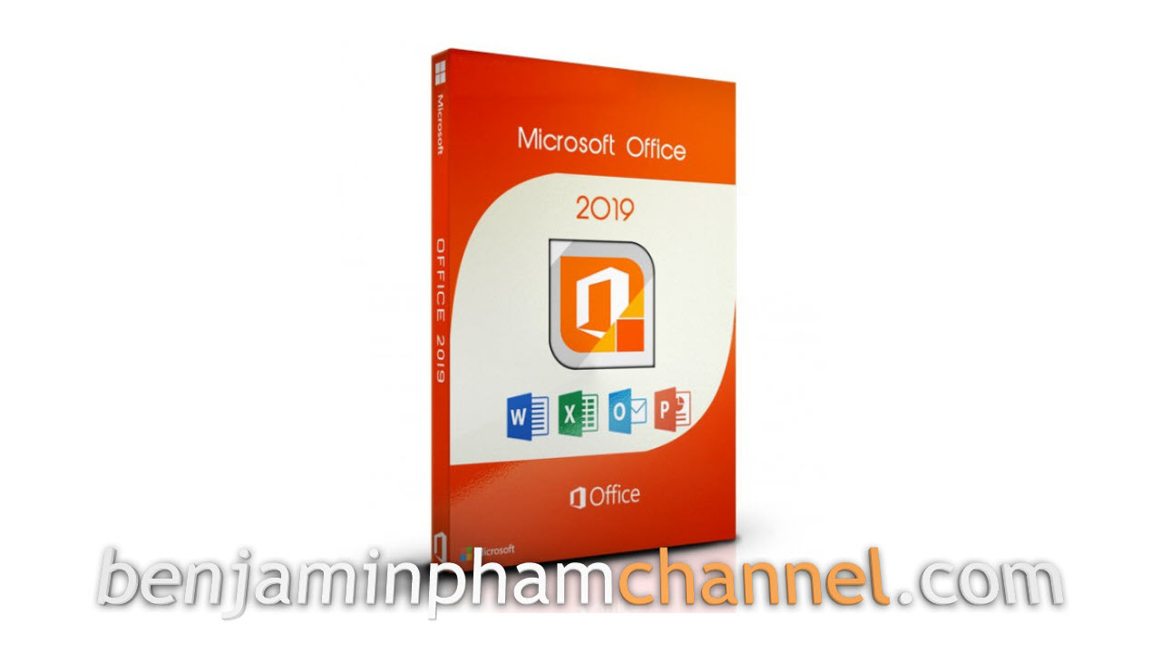 [ISO] Office 2019 Pro Plus 16.0.10325.20118 + Visio + Project Retail + Activator