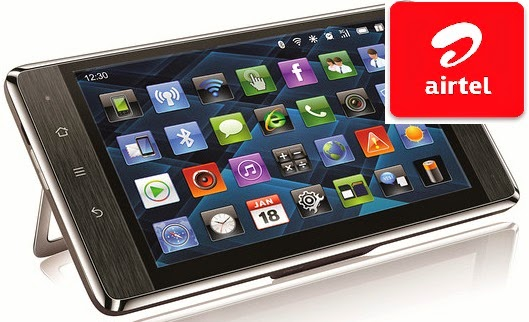 airtel android tablet plan