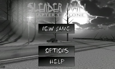 Slender Man! Chapter 1: Alone Apk for Android