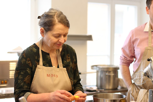Mobile Kochkunst, Kochkurs, Event, Test, Kochkurstest, Fleisch, Kronfleisch, Knäckebrot, Tafel