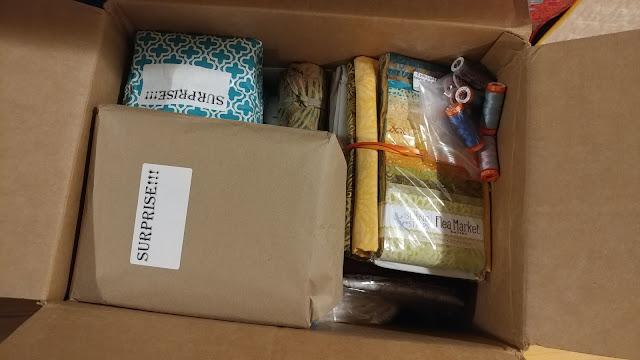 Island Batik ambassador 2019 box