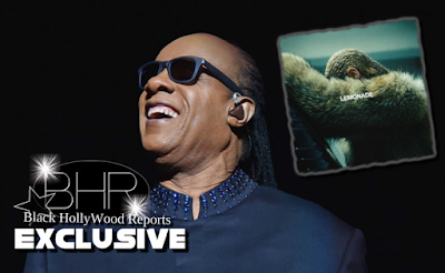 "Stevie Wonder Announces He is A Big Fan Of Beyonce's ""lemonade"""