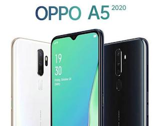 Opo A5 2020 baru dirilis dengan spek gahar tapi cuma di bandrol di harga 2.999.000. Berikut penjelasan tentang harga dan spesifikasi Oppo A5 2020 terbaru.