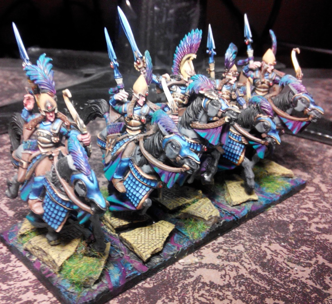 Path Of An Outcast Bases For Kings Of War Army Part 2
