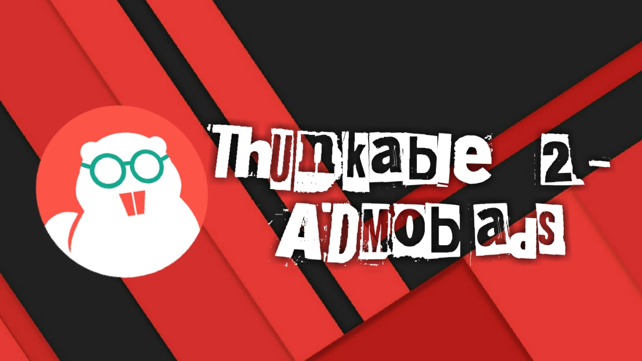 Thunkable #2 - How to show Admob Banner and Interestial Ads using