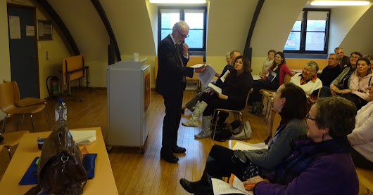 Brussels Brontë Group, talk on Jane Eyre and Wuthering Heights