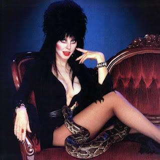 Snake on Elvira
