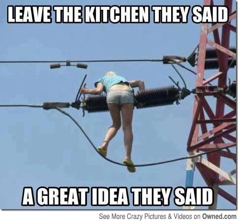 Kitchen meme, o memes de a la cocina
