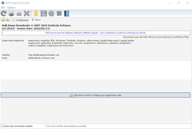 Bulk Image Downloader 5.20.0 Crack