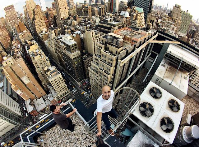 GoPro Hero em Nova York