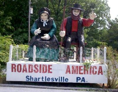 Roadside America in Shartlesville Pennsylvania - Indoor Miniature Village
