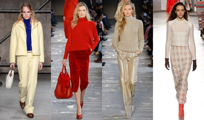 Best of Milan and London FW Fall 2017.Fall 2017 Marni,Max Mara,Missoni.