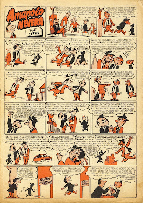 El DDT nº 122, agosto de 1953