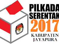 Hasil perhitungan Cepat (Quick Count) Pilkada Kab. Jayapura 2017