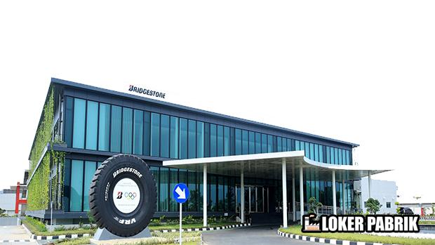 Pabrik Bridgestone Indonesia di Karawang
