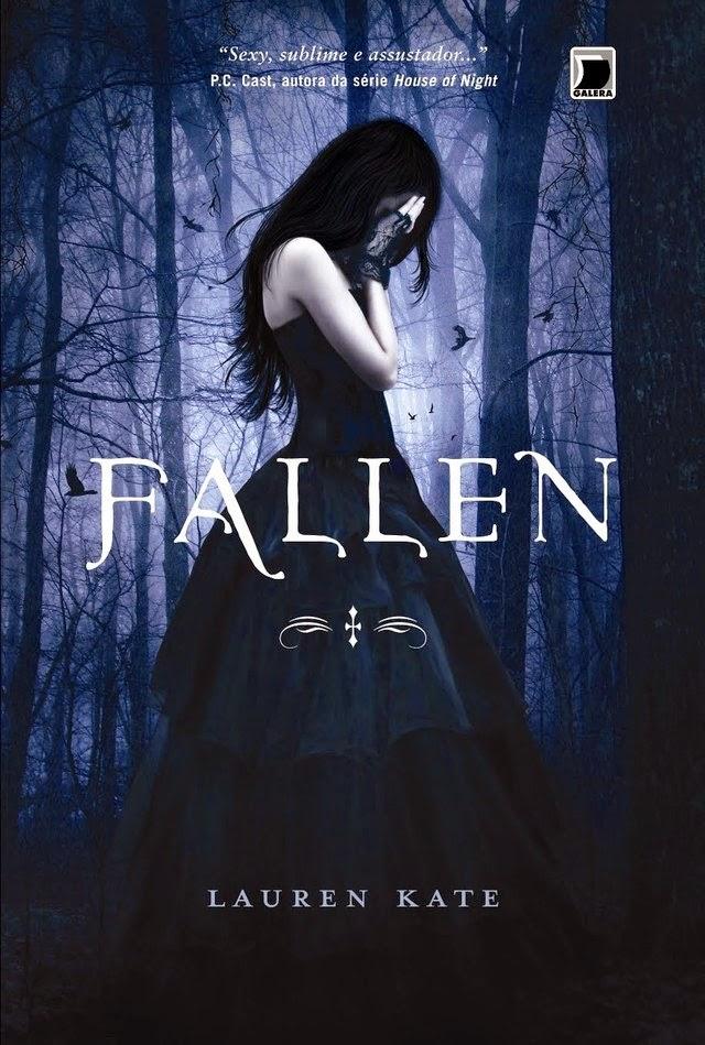 [Resenha] Fallen - Lauren Kate
