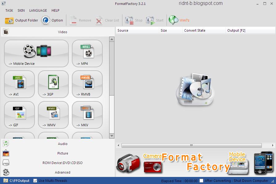 Format factory download gratis - Format Factory 4  - FAQ