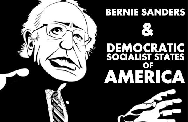 OPINION   Bernie Sanders and Democratic Socialist States of America by Rachel Rodriguez