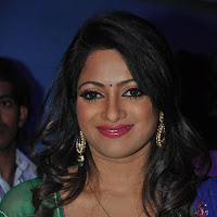 Uday bhanu hot pics at mirchi audio release