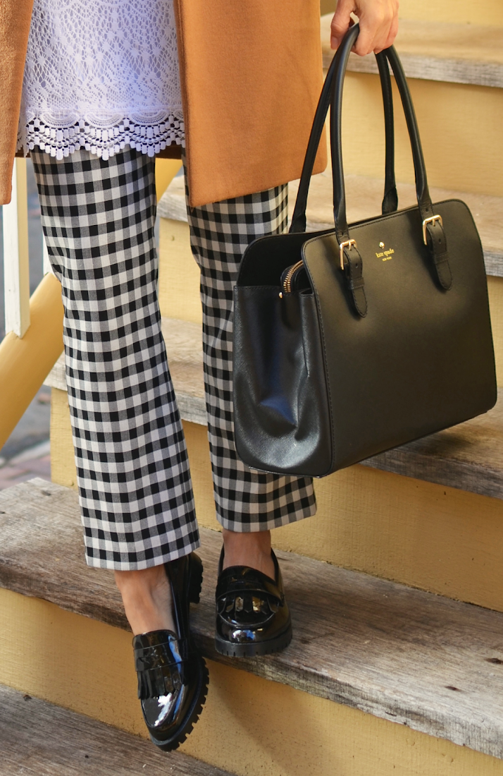 Black loafers shoes outfit