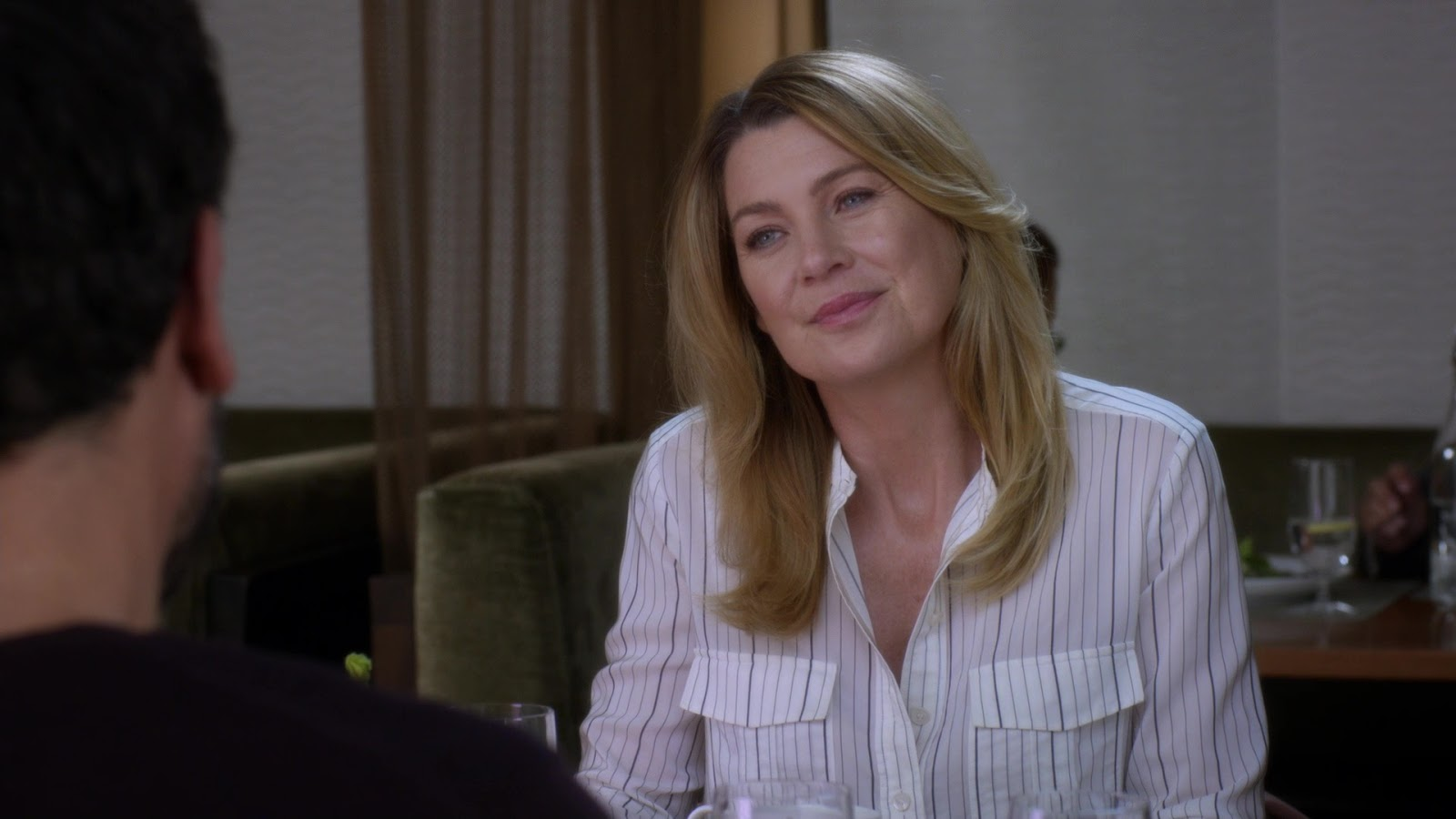 Grey's Anatomy 15x04 Momma Knows Best Meredith