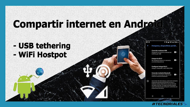 compartir internet android
