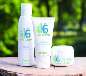 K6 Skin Care Vegan Skincare Line