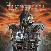 Hammerfall album cover for Built To Last