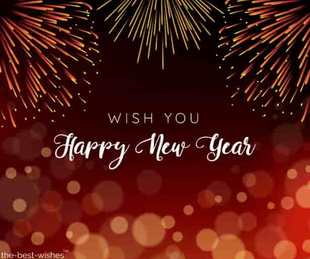 wish you new year wishes messages