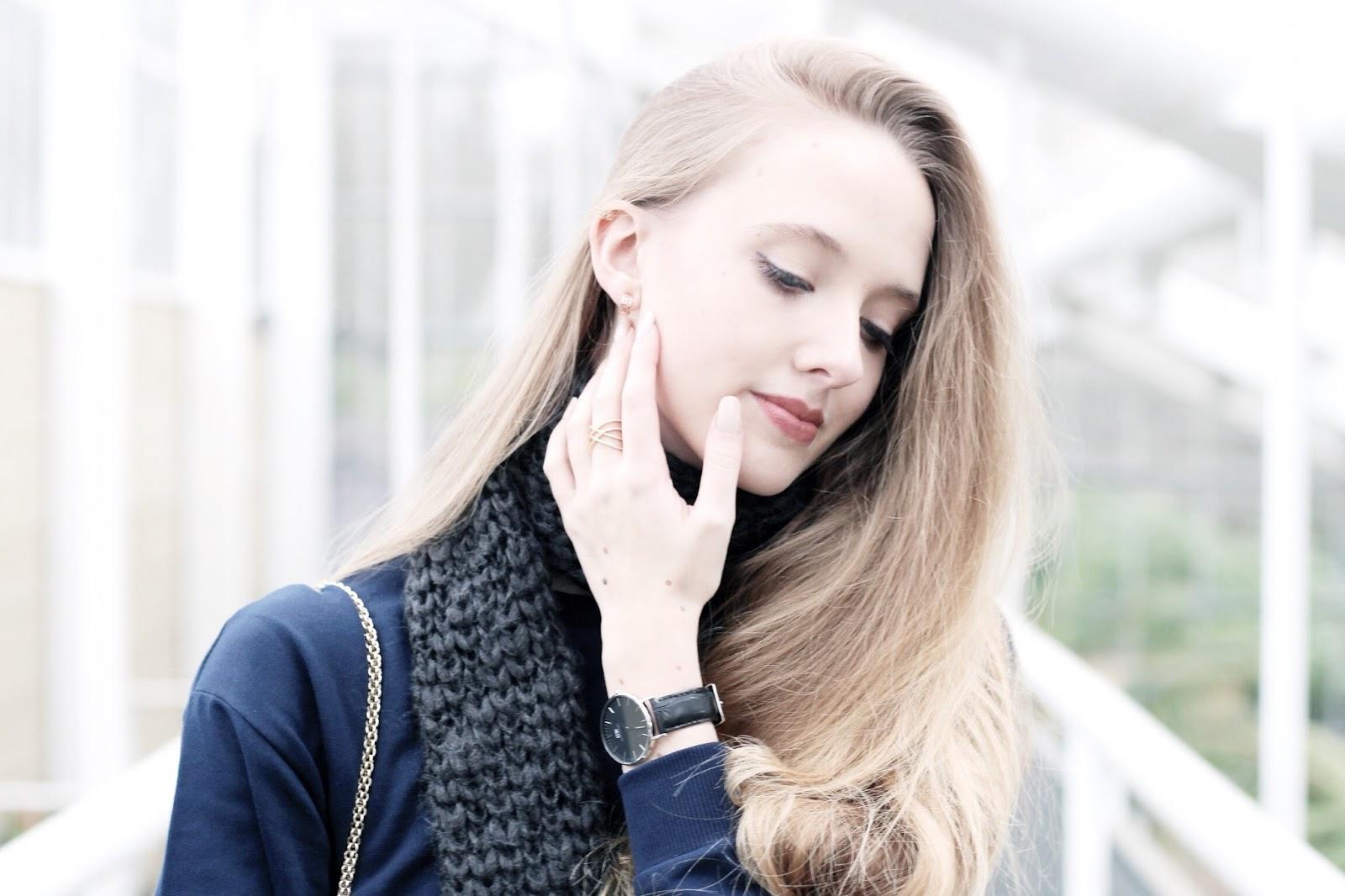 Dainty gold ear cuffs by Accessorize
