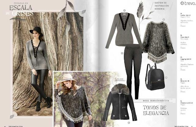 ropa de grises combinar