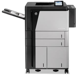 HP LaserJet Enterprise M806x+ Driver Download