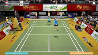 Real Badminton World Champion 2018 Apk